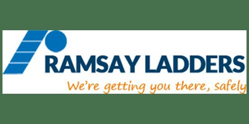 Ramsay ladders logo
